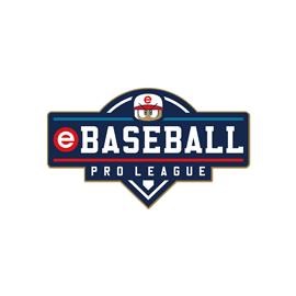 eBASEBALL プロリーグ ピンバッジ