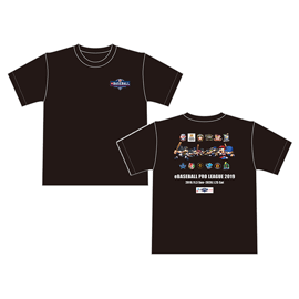 eBASEBALL プロリーグ Tシャツ