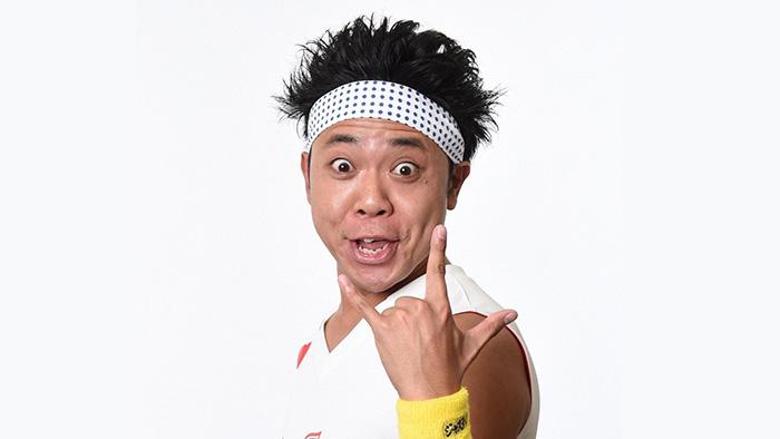 サンシャイン池崎さん登場