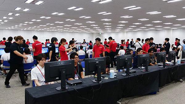 東日本選考会場